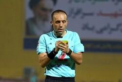 وحید کاظمی - داور فوتبال