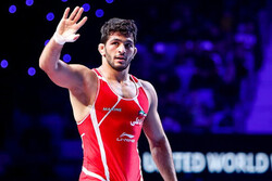 Yazdani says will do his best for Olympics gold
