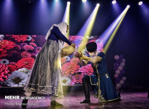 """إنطلاق مهرجان """"طقوس الزفاف لمختلف القوميات في ايران"""" / صور"""