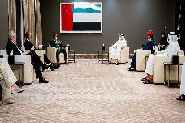 UAE, US confer on Iran, regional affairs