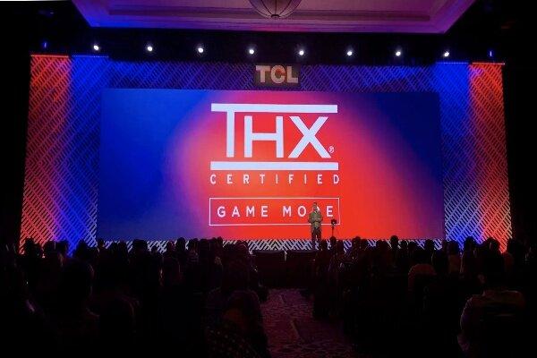 تلویزیون جدید تی سی ال با استاندارد مخصوص بازی های رایانشی