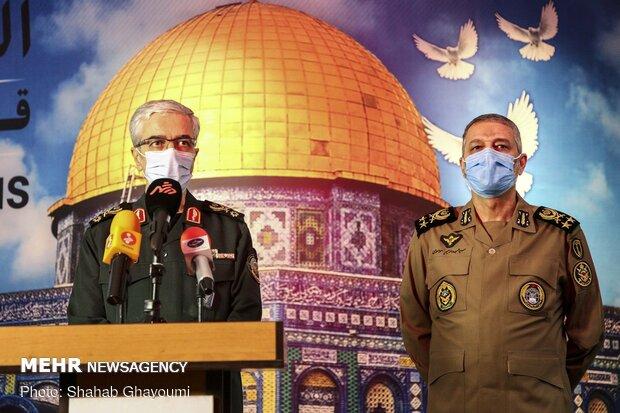 دہشت گردوں نے ایران کی  سلامتی اور سکیورٹی کو خطرے میں ڈال دیا تھا