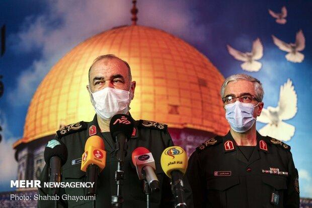 قائد الحرس الثوري الايراني: الثأر لدماء الشهيد قاسم سليماني اصبح مبدأنا