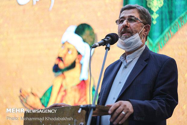 اختتامیه چهارمین جشنواره پردهخوانی و نقالی غدیر