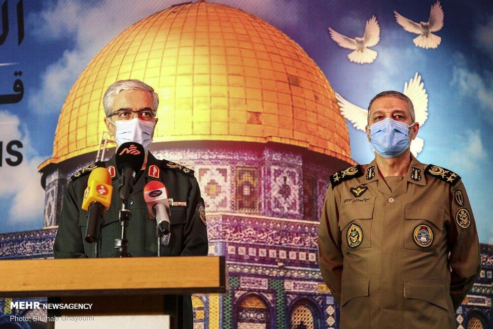 تروریستها قصد داشتند امنیت ایران را دچار مخاطرات اساسی کنند