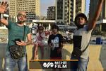 تلاش پدرانه برای نجات فرزند در انفجار بیروت