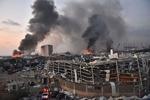 Ghalibaf urges IRCS to rush help injured in Beirut blast