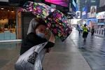 طوفان «ایسایاس» ایالتهای شرقی آمریکا را درنوردید