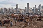 Beyrut'taki patlama 3 milyar dolar hasara yol açtı