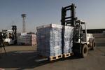 ۴۵ تن محموله کمک های بشردوستانه به لبنان ارسال شد