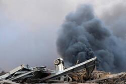 بیروت میں فیول ٹینک میں زوردار دھماکے سے 4 افراد ہلاک