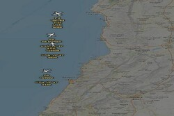 Suspicious move of US Navy Boeings day before Beirut balst