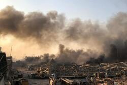 مصدومیت جدی نیروهای حافظ صلح سازمان ملل در اثر انفجار بیروت