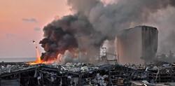 Lübnan'daki korkunç patlamadan fotoğraflar