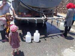 معضل بیآبی در روستاهای پلدختر/ وعدههای مسئولان برای مردم آب نشد
