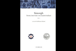 'Simorgh: 30 Interviews with Italian Iranologists' published