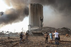 اعلام آمادگی شهرداران کلانشهرهای ایران برای کمک رسانی به بیروت