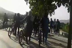 آیا دوچرخه سواری بانوان در اماکن عمومی واجد وصف کیفری است