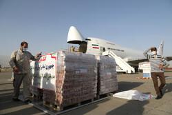 إيران ترسل شحنة جديدة من المساعدات الإنسانية الى لبنان