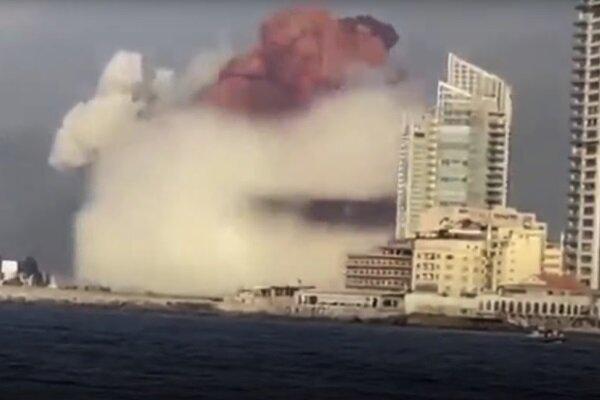 احتمال ارتباط گشتزنی۴فروند هواپیمای جاسوسی آمریکابا انفجار بیروت