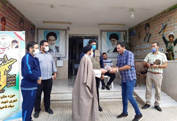 خبرنگار مهر مقام نخست مسابقات تیراندازی روز خبرنگار را کسب کرد