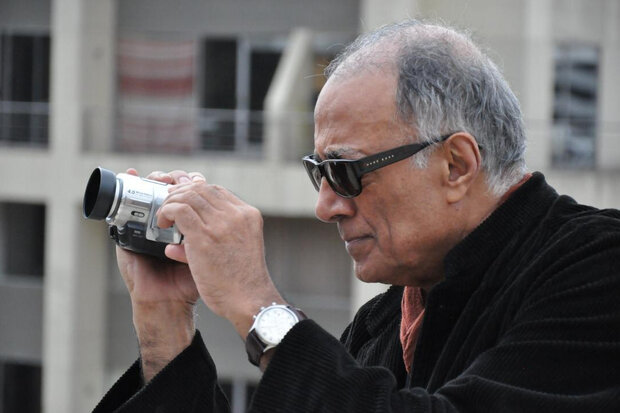 'Kiarostami and His Missing Cane' goes to filmfest. in Greece