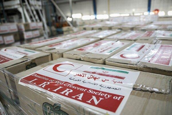 Iran to send 2000 humanitarian packs to Beirut