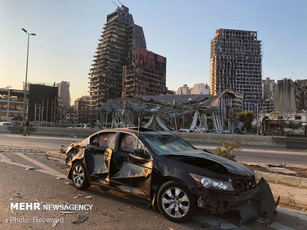 پلیس نظامی لبنان نیز روند تحقیقات درباره انفجار را پیگیری میکند