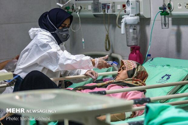 Kamkar hospital in Qom fighting back against Covid-19