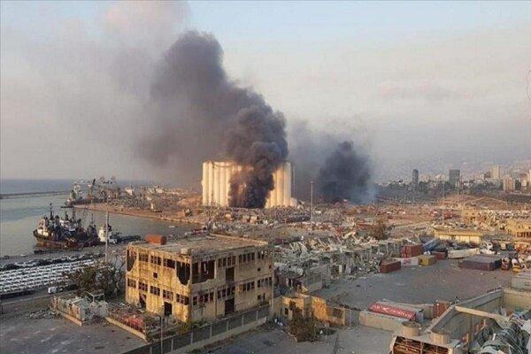 اگر آنگونه که ترامپ می گوید حمله سازماندهی شده باشد؛ آمریکا و اسرائیل در ورای انفجار بیروت هستند
