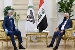 سفیر روسیه با رئیس هیات حشدشعبی عراق دیدار کرد