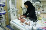 ۷۰ فرزند با کمک مرکز ناباروری در استان قزوین متولد شد