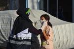 پنجمین هفته کمپین کروما «کرونا+ ماسک» در تبریز برگزار شد