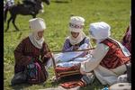 فرهنگ قرقیزستان تحت تاثیر زندگی عشایری شکل گرفته است