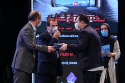 «بمب»مقام اول جشنواره فیلمهای یک دقیقه ای قرنطینه را کسب کرد