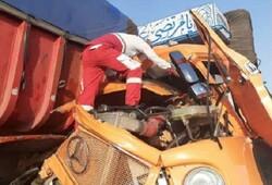 برخورد کامیون و تریلی در میامی یک کشته برجای گذاشت