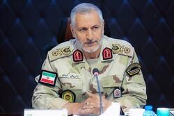 مرزبانی نیروی انتظامی حامی مرزنشینان است