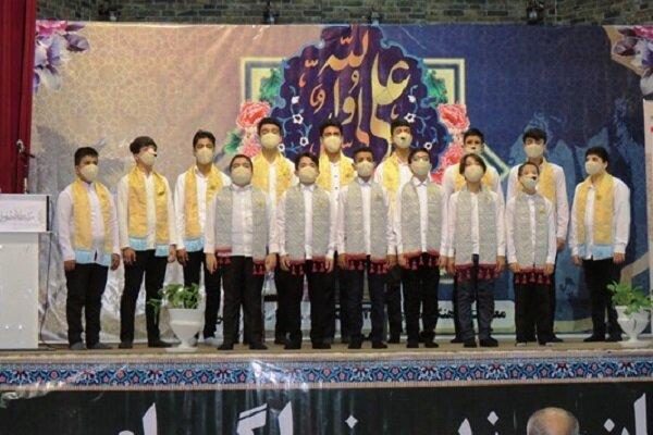جشن عید غدیر با رعایت پروتکلهای بهداشتی در بوشهر برگزار شد
