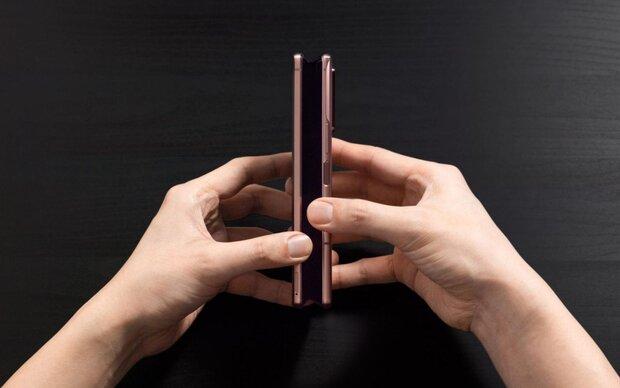 موبایلهای جدید سامسونگ همراه با ساعت هوشمند رونمایی شد