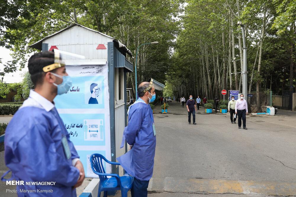۳۶۴ داوطلب کنکور ارشد مبتلا به کرونا هستند/ برگزاری آزمون در مکان جداگانه