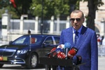اردوغان: مصر و یونان حق امضای توافق دریایی مدیترانه را ندارند