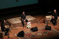 اجرای آنلاین گروه موسیقی دستگاهی «فیه ما فیه»