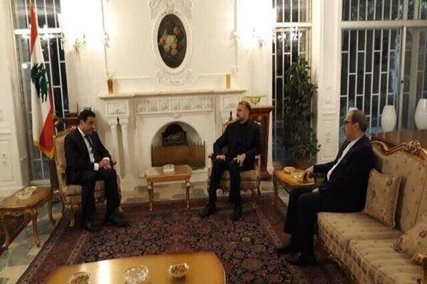 Iran, Lebanon discuss latest developments on Beirut explosion