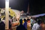 افزایش تعداد تلفات سانحه هوایی هند به ۱۷ کشته ۱۷۳ زخمی