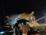 بھارت میں مسافر طیارہ کے حادثہ میں پائلٹ سمیت 19 افراد ہلاک