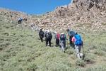 خبرنگاران کهگیلویه و بویراحمد به قله قلم صعود کردند