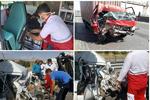تلفات ناشی از تصادفات در مازندران ۲۷ درصد کمتر شد