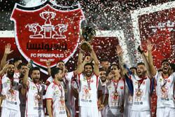 Persepolis İran Süper Ligi'nde şampiyon oldu