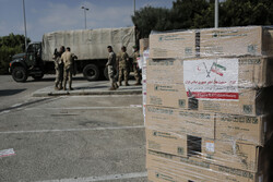 Lebanese Red Crescent receives 2nd cargo from Iran