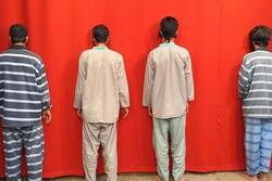 الأمن الايراني يعتقل أعضاء مجموعة تكفيرية في جنوب شرق البلاد